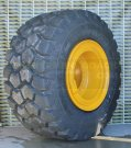 Volvo L180 Highlift tyres